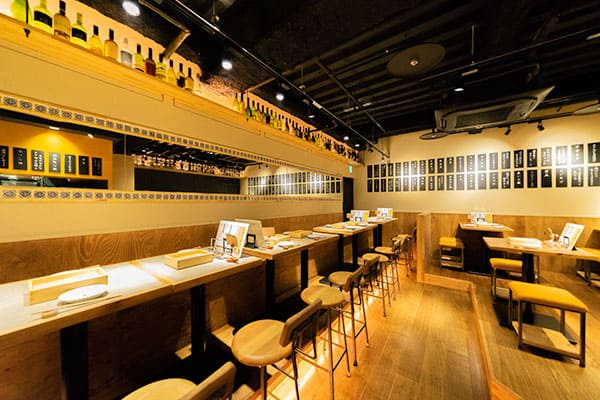 天ぷらスタンドKITSUNE 栄店